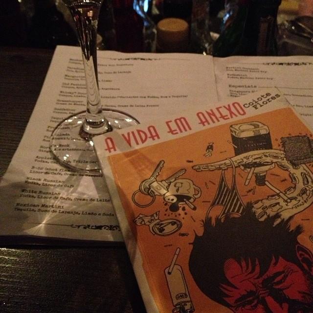 Foto da leitora carol k., no Dirty Old Man -Cocktail Pub, em Porto Alegre, RS