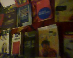banca de livros usados - a vida em anexo