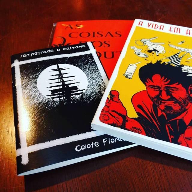 capas dos meus livros